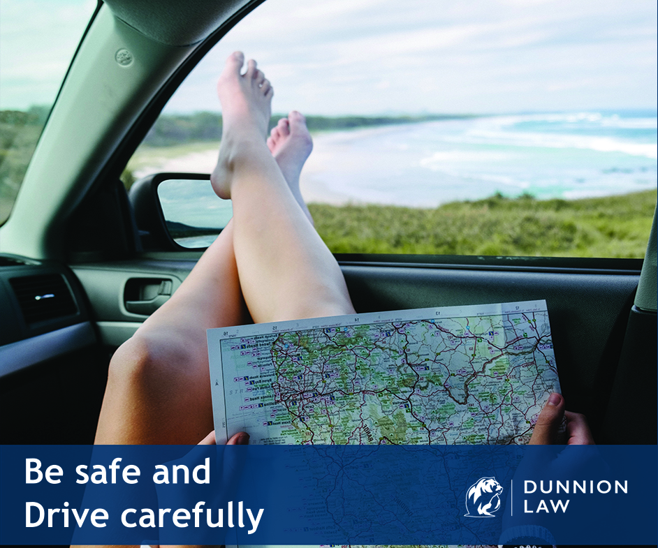 Dunnion Road Trip Safety