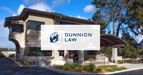 Exterior photo of Dunnion Law in Monterey, California.