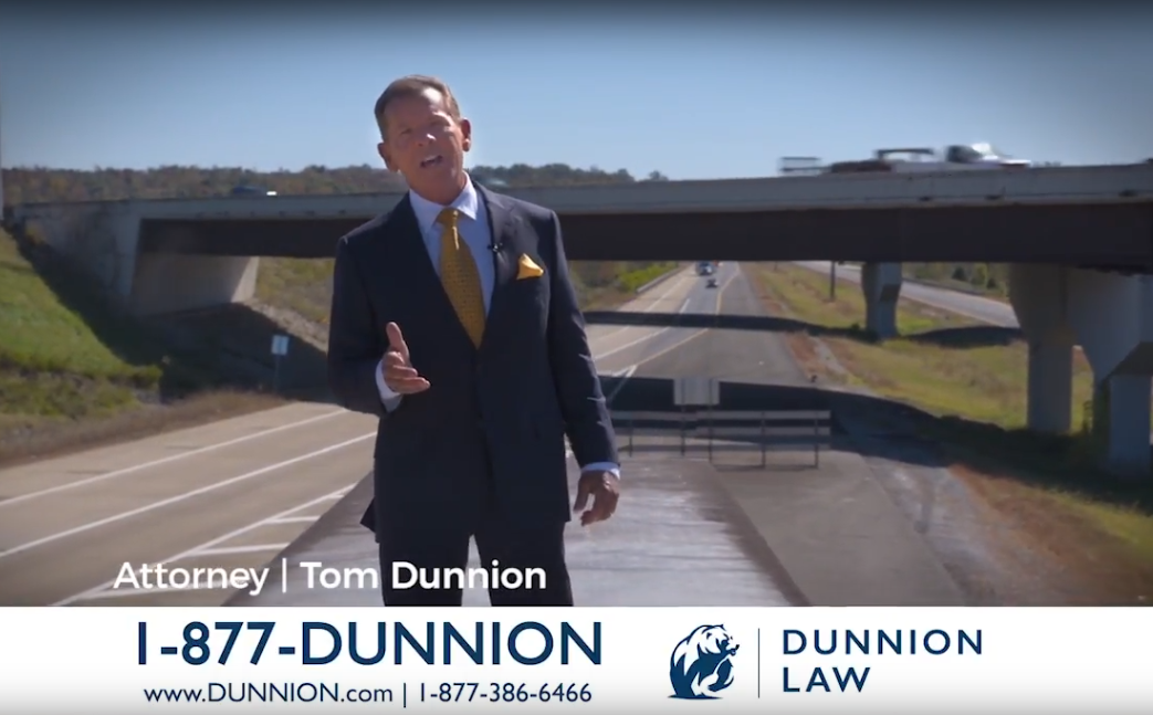 California Personal Injury Lawyer Tom Dunnion